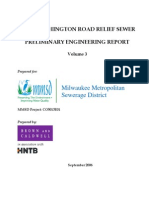 Port Washington Road Relief Sewer Vol III