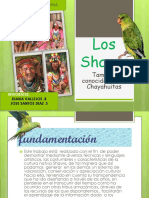 LOS SHAYAHUITAS.pptx