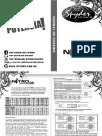 Manual 2016 Nitro g5