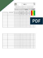 FT-PESV-007 Formato Matriz de Seguimiento de Actos y Condiciones Inseguras