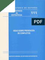 CE 111 IdeasPrevencionConflictos