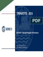 Tripartite2015 Session6d LRPedersen BIMCO