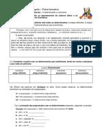 Ficha Gramatica