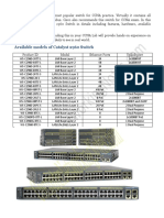 Ccna Lab Switch 2960