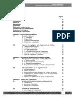 MANUAL - Curso de Capacitación de Metodologías de Capacitación Para Poblaciones Rurales