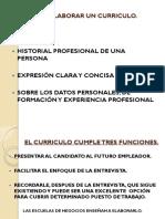 Entrevista Curriculum Vitae 17-18