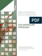 Bibliografias Selecionadas Colaboracao Premiada