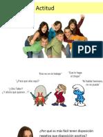 Disposición y Actitud - Facilitador