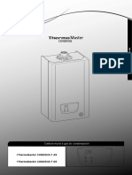 Calderas Thermomaster Condens Manual Usuario 150291