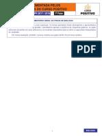 19 a 27 - Biologia Ufpr 2018-1a Fase