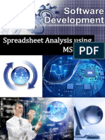 Ch-15 Spreadsheet Analysis Using MS Excel-Final Version 2018