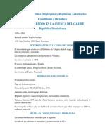 Tema i Republica Oligárquica y Regímenes Autiritarios Caudillismo y Dictadura