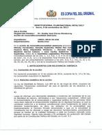 Fallo del TCP sobre Ley de Identidad de Género (Bolivia)