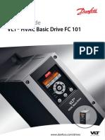Inversor Frequência Design Guide FC 101