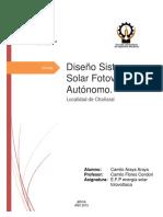 e.f.p Solar Fotovoltaica