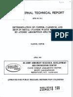Determination of CuCd and Fe in Metal Cyanide Waste Solutions by AAS - Samuel SOPOK.pdf