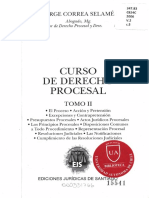 Curso de Derechoprocesal Tomo II Correa Selamé