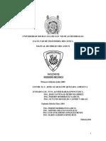 Manual de Dibujo Mecánico