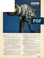 Canon Autozoom 1014 Brochure