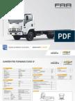 Camion FRR Forward EURO IV