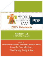 High School WMOF Lesson Plans 2