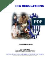 Plumbing Nc 1