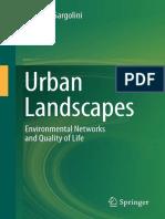 Urban Landscapes Sargolini