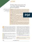 2010 - PRS - Spine Reconstruction.pdf