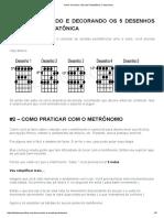 Como Conectar a Escala Pentatônica_ 5 Desenhos