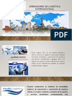 Pacific Logistics - Operadores de Logística Internacional 3