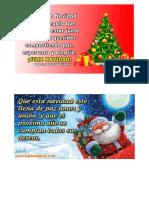 Feliz Navidad y Prospero Año Nuevo Karen Olivar