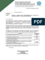 Carta de Invt. Auspicios