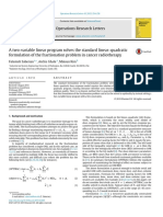 Two variable linear program solves the standar linear-quadratic formulation of the fractionation problem in cancer radiotherapy.pdf
