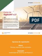 Folleto 2017 DigSilent Chile