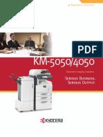 KM4050_5050_Brochure