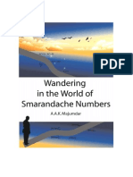 Wandering in the World of Smarandache Numbers, by A. A. K. Majumdar