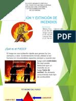 Prevencion y Extincion de Incendios