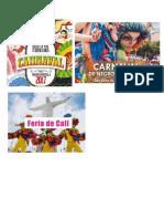 Fiestas Representativas de Colombia