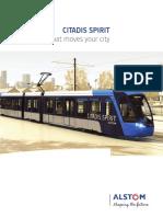 Citadis Spirit - Brochure - En