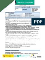 Plantilla Proyecto ETwinning -2