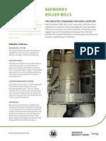 Raymond Roller Mill Brochure
