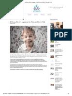 El Desarrollo Del Lenguaje en Los Primeros Años de Vida _ Atmakids