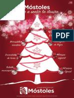 Programa de Navidad Ayuntamiento Móstoles 2016-2017