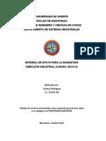 Material de Apoyo Direccion Industrial