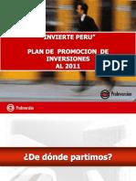 Lectura Programa Invierte Perú