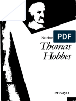 BOBBIO, Norberto, Thomas Hobbes