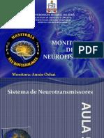 Aula 5 - Neurotransmissores