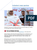 The Balfour Declaration's many questions.docx