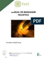 Manual Massagem Holistica