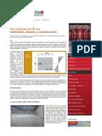 Pisos Industriales de Concreto IMCYC